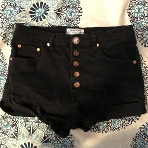 One Teaspoon Lovers Shorts